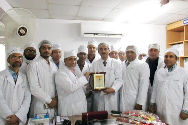 Specialties of Ad-din Hospital